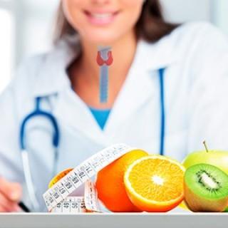 Η διατροφή και θυροειδής αδένας