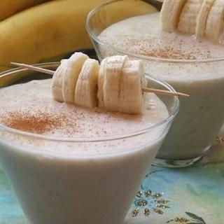 Παγωμένη κρέμα μπανάνα με λίγες θερμίδες !