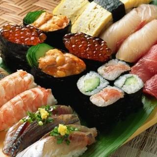 Ψάρια και Σούσι