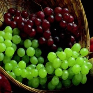 Τα σταφύλια - ιδανικό τρόφιμο για την αποτοξίνωση