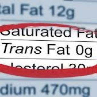 Τα τρανς λιπαρά  προάγουν την σκλήρυνση των αρτηρι