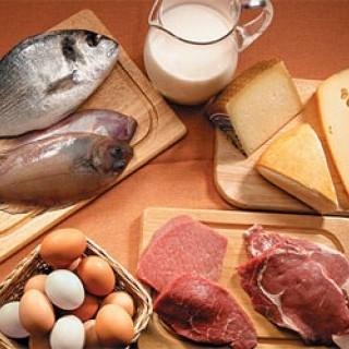 Τροφές πλούσιες σε μεθειονίνη