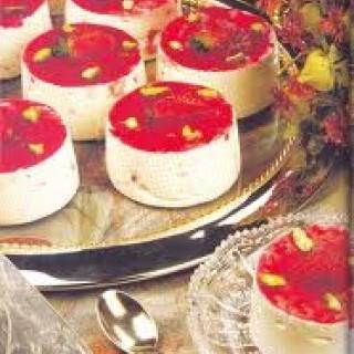 Φράουλες μπαβαρουάζ