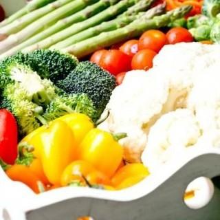 Διατροφή γεμάτη με χρώματα