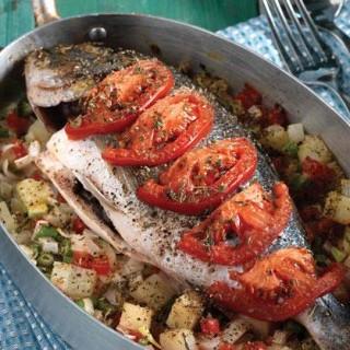 Τα Γεύματα με Ψάρι Προσφέρουν Μεγάλα Οφέλη
