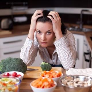 Κόπωση -  Ρίξτε μια καλή ματιά στη διατροφή σας