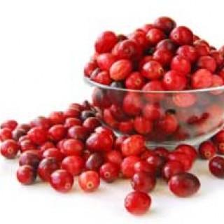 Χυμός από cranberries  βοηθοί στην πρόληψη των ουρ