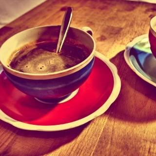 ellinikos kafes kai diatrofi