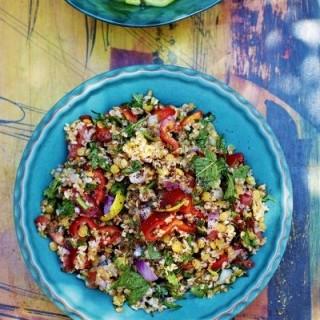 fakés salata pligouri diatrofh