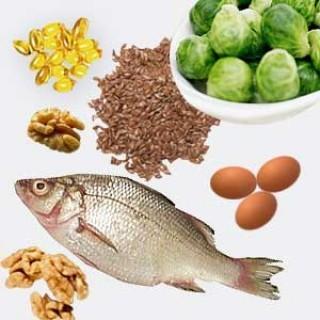 Τα οφέλη των ωμέγα -3: λιπαρά οξέα που βοηθούν στη