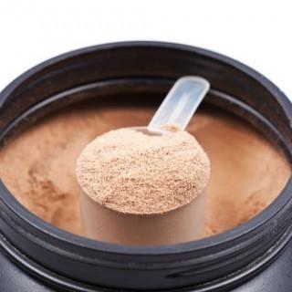 Βοηθάει η σκόνη πρωτεΐνης για να χτίσεις μυς ;